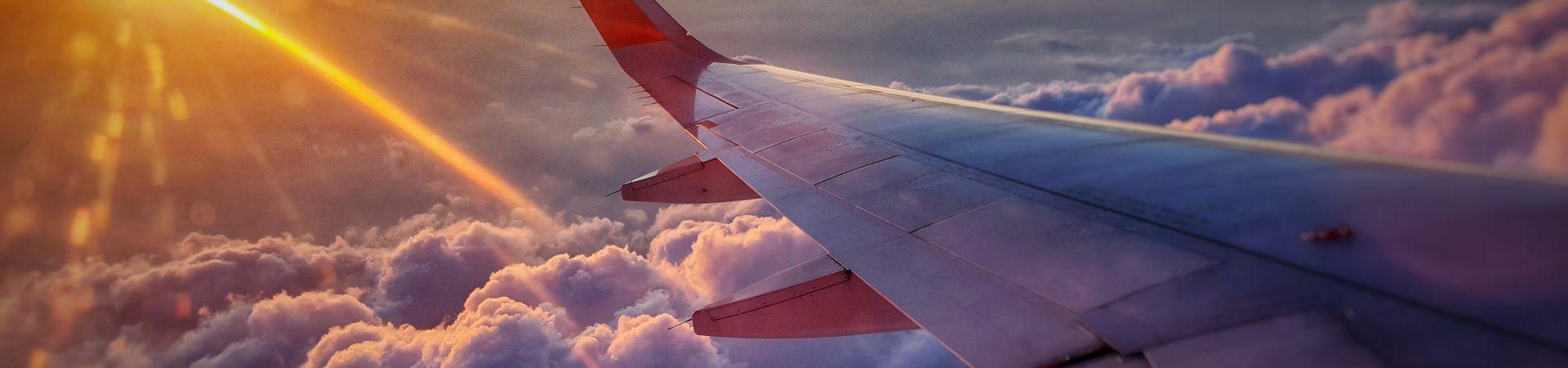Fly fra København til Wien